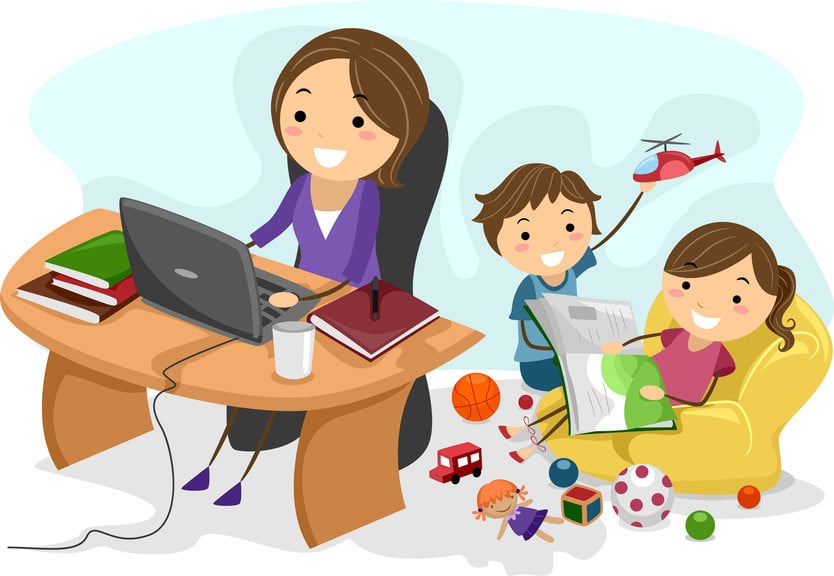 CLIPART FAMILY WH